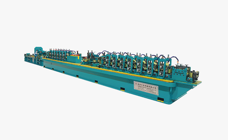 Hg45 high frequency longitudinal welded pipe mill